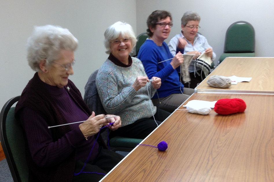 Knit Natter And Stitch New Bradwell : Knit, Natter & Stitch :: The Triangle Community Methodist Church :: Bolton