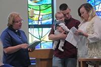 Baptism - Harry James