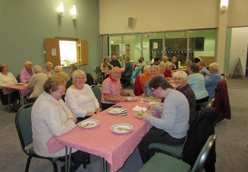 Food, Fellowship & Faith - November 2014; ?>