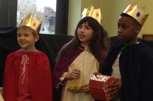 The Nativity; ?>