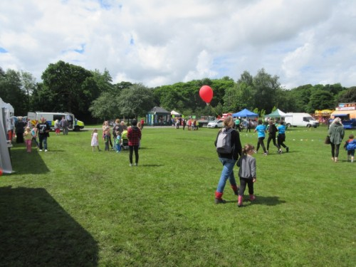 Party In The Park: 2016; ?>