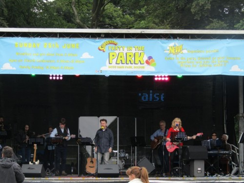 Party In The Park 2017; ?>