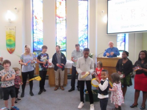 Service Photos: 4th June 2017; ?>