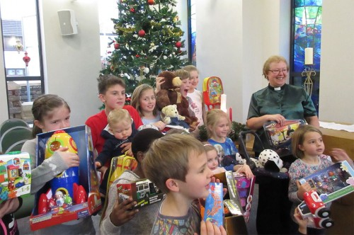 Christmas Toy Service; ?>