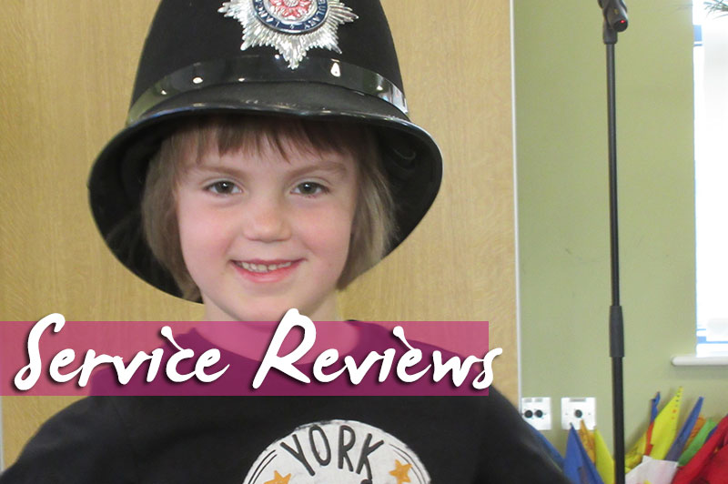 Service Review: 20th November
