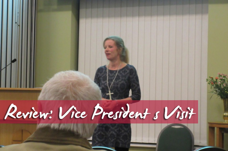 Review: Vice President's Visit