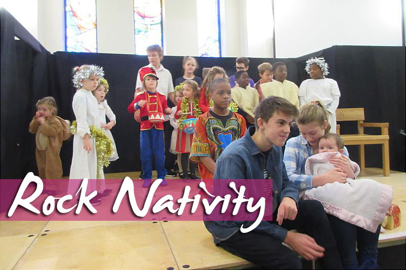 Rock Nativity: The Encore