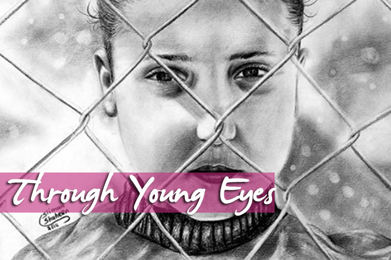 Through Young Eyes Exhibition