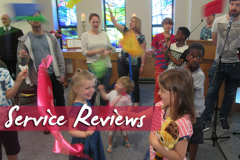 Service Review: 29th May 2016