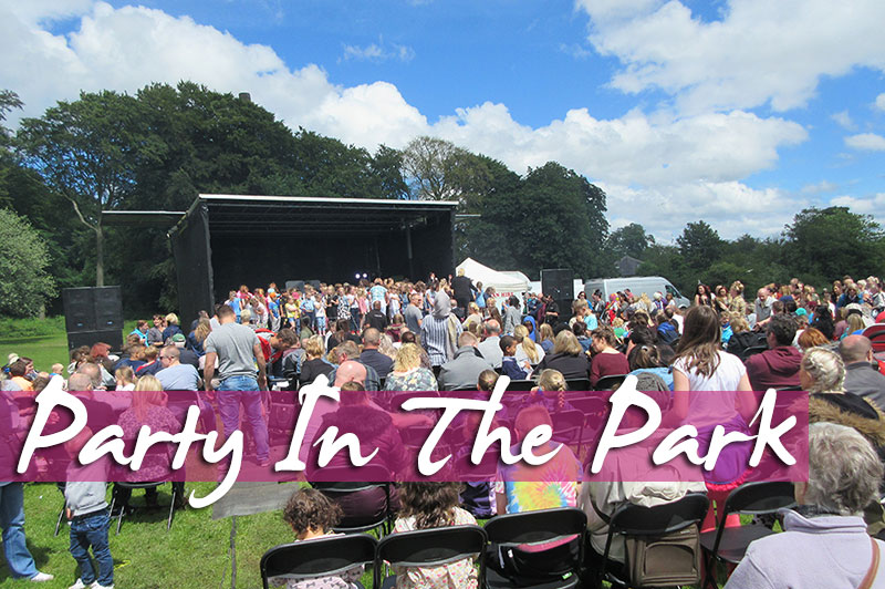 Party In The Park: 2016