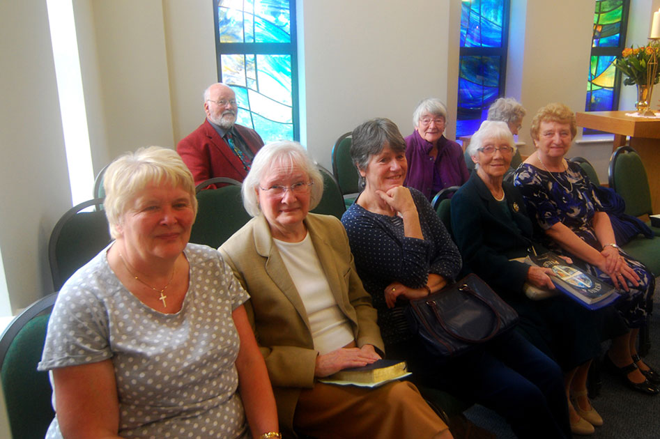 The Choir at The Triangle Community Church
