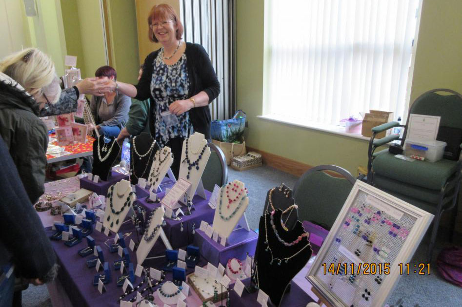 Craft Fair at The Triangle Community Church