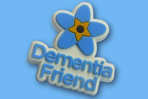 Bolton News: Dementia Friends