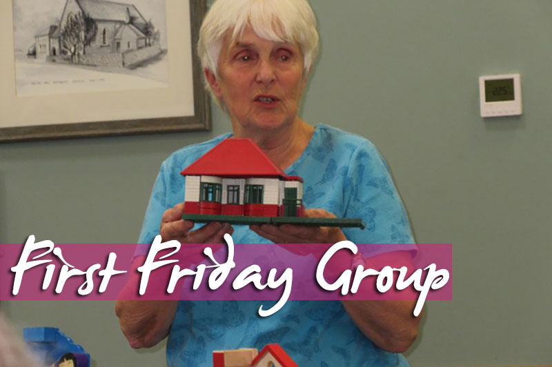 Review: First Friday Group