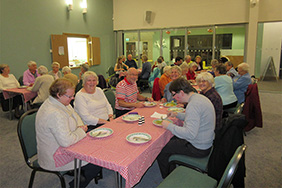 Food, Faith and Fellowship - November 2014