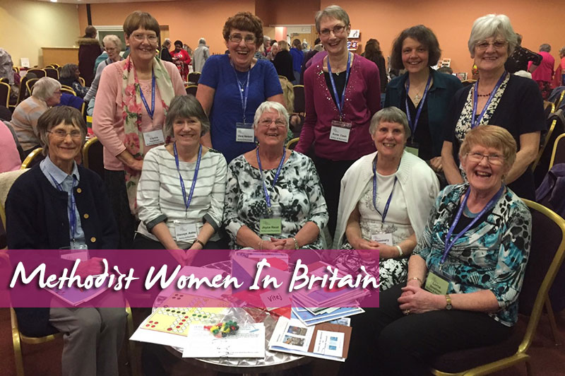 Methodist Women in Britain