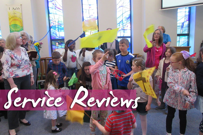 Service Review: 7th May 2017