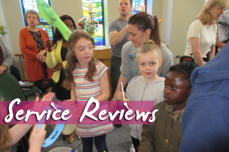 Service Review: 30th April 2017